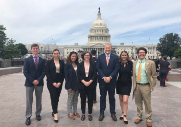 Meet the 2019 UMD Summer Interns Class