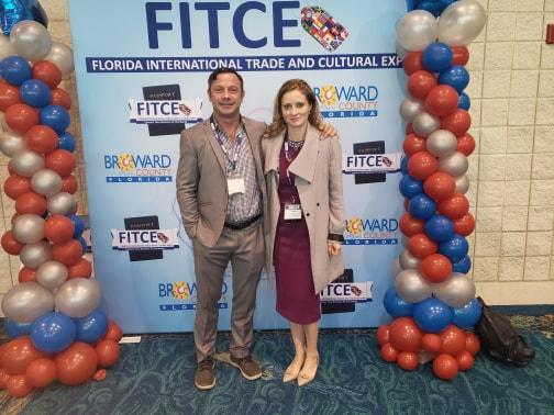 UMD Presents Macedonia at Florida International Trade and Cultural Expo