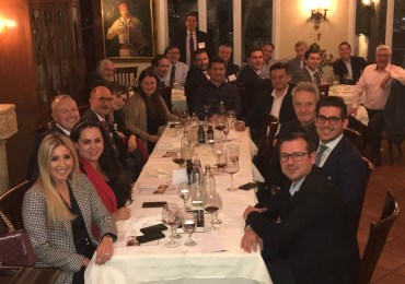 UMD President Speaks at Macedonian Canadian Lawyers Association Dinner