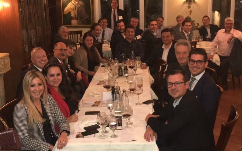 UMD President Speaks at Macedonian Canadian Lawyers Association Dinner