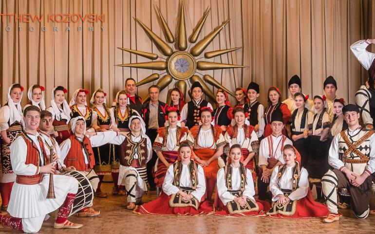UMD Congratulates 60th Anniversary of Makedonka Macedonian Folk Dance Ensemble