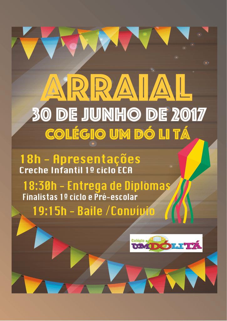 Arraial 2017