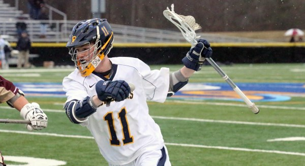 Men's lacrosse falls in close season opener – The Torch