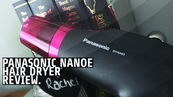 Panasonic Nanoe Hair Dryer Review U Me And The Kids