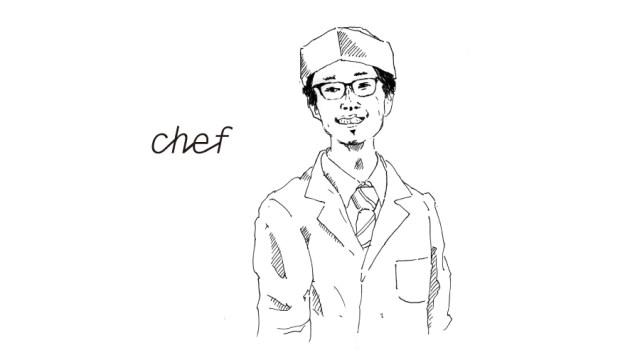 料理長 靏田 武俊氏