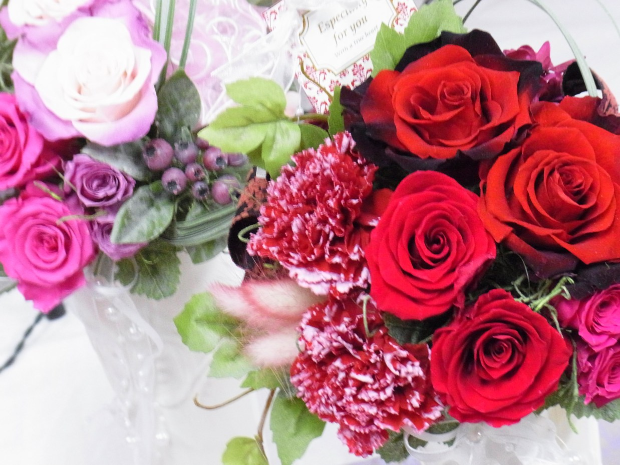 Fabulous Red ~Especially for you~