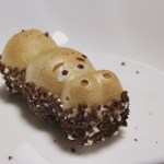 可愛くておいしいドイツのお菓子 フェレロ キンダーハッピーヒッポをもらいました