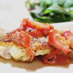 焼くだけでご馳走 鯛のソテーでイタリアンな晩ご飯