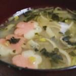 きちんと美味しい和と洋のインスタントスープ 「スープなしあわせ」春のスープセットを飲みました