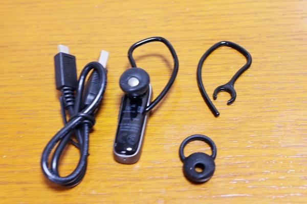 Jabra MINI ブラック ワイヤレス Bluetooth イヤホン ヘッドセット