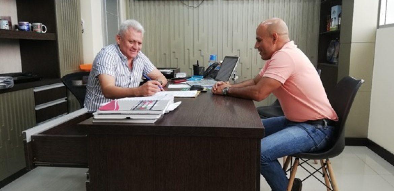 Convenio de Practicas Pre-profesionales  UMET – FerreArmijos S.A.