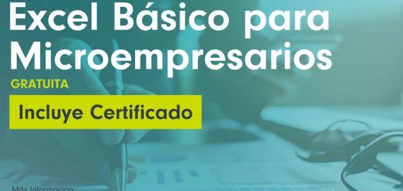 """Curso Capacitación de """"Excel Básico"""""""