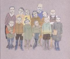 """Page from """"Pamiętnik Blumki"""" by Iwona Chmielewska"""