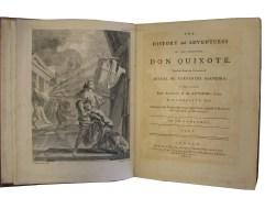 Tobias Smollett's translation of Don Quixote