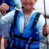 「館山夕日桟橋」ちょい投げキス釣り教室 PART② 2014年9月27日