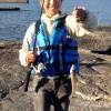 ちょい投げ釣り体験&試食会 2013年5月12日