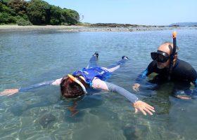 8/27の出来事:沖ノ島でおきた水難事故とたてやま・海辺の鑑定団のスノーケリング(シュノーケリング)体験の違いについて