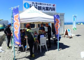 サンゴに出会えるスノーケリング(シュノーケリング)体験はじまりました!沖ノ島の様子6