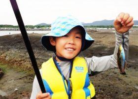 たてやま・釣り体験①ウキ釣り入門(一日編・みんなで作るお昼)2019年4月27日(土)