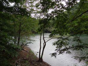 2日目 十二湖散策
