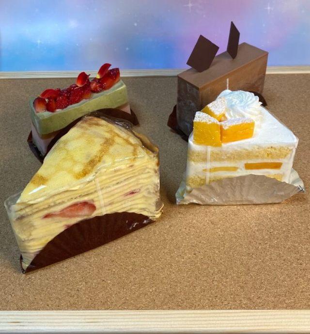 大阪枚方楠葉の超おいしいケーキ屋さんハイスタンダードさんのケーキ