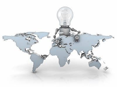 عالَم المستقبل عالم المعرفة والإبداع. فمن لم يكتسب المعرفة ويسلك طريق الإبداع، ضاع