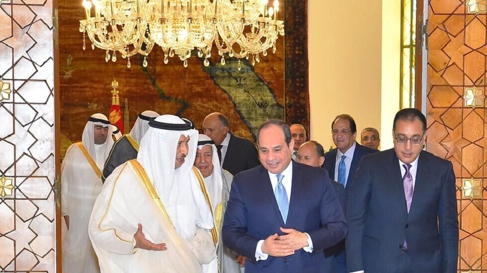 مصر والكويت توقعان اتفاقية لضخ مليار دولار في سيناء عام 2022