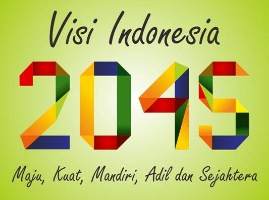 ماذا تعرف عن رؤية إندونيسيا 2045؟ | بالعربية