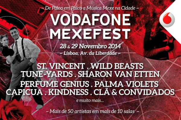 THINGS TO DO THIS WEEKEND #27: VODAFONE MEXEFEST.