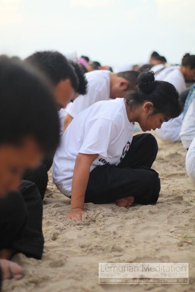 Lemurian meditation ummara 208