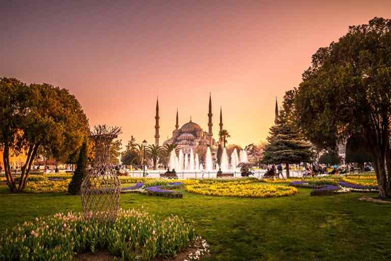 Blue Masjid (Turkey)