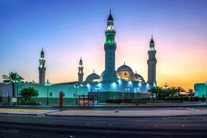 Masjid-E-Quba (Medina, Saudi Arabia)