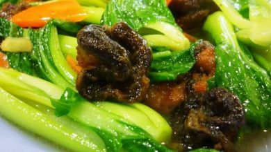 Photo of Chinese Vegetable Recipes