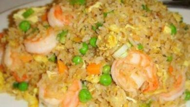 Photo of yummy shrimp or prawn fried rice can be your best favorite food