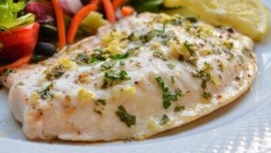 Photo of Lemon Garlic Tilapia Fish