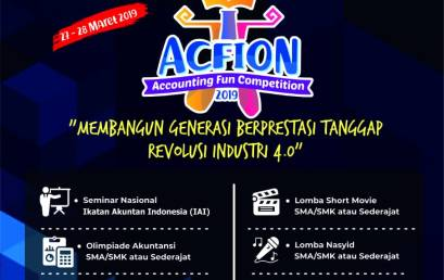 Yuk Ikutan Accounting Fun Competition 2019