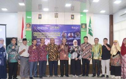 UM Metro Jadi Tuan Rumah Pendampingan Akreditasi PTMA Regional Sumatra