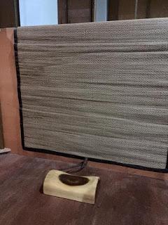 Wooden pillow
