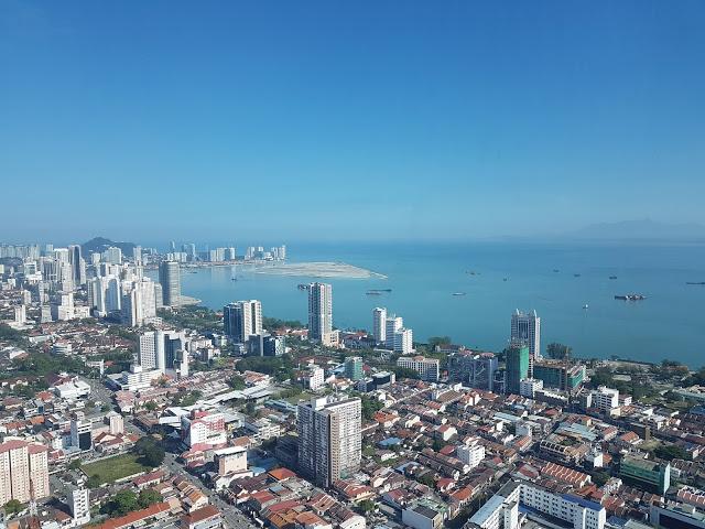 City view of Penang | Ummi Goes Where?