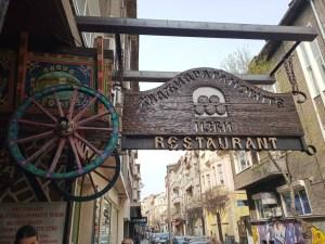 Sofia free food tour Balkan Bites