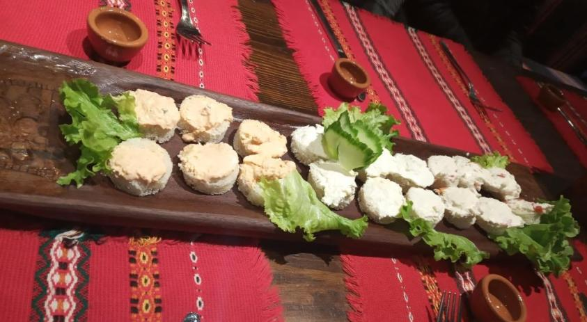 Balkan Bites Sofia free food tour