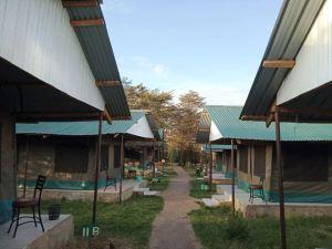 Masai Mara safari camp