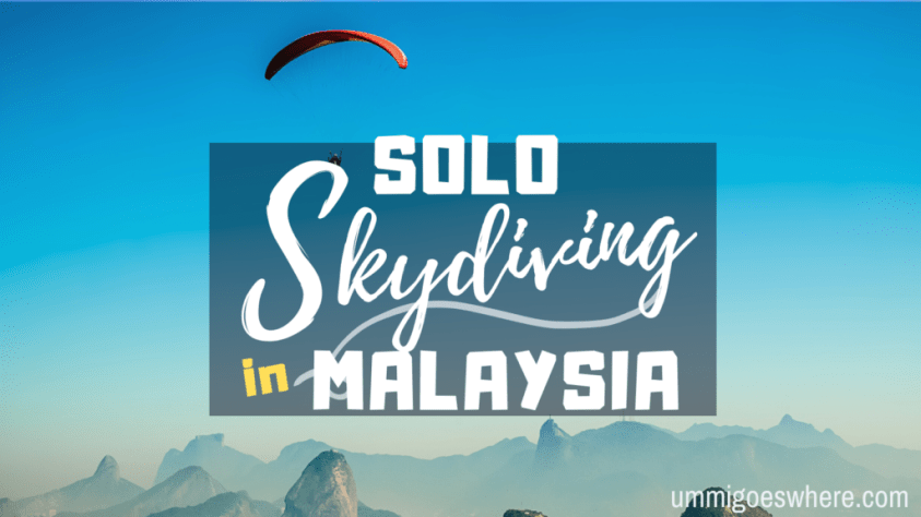Solo Skydiving_ Yay or Nay