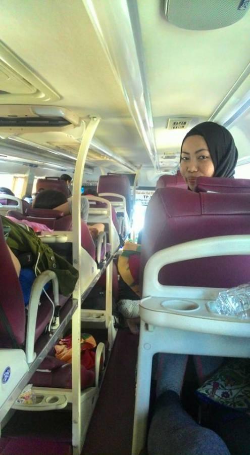 Mui Ne Sleeper Bus | Ummi Goes Where?