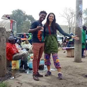 Nai Nami Nairobi Walking tour with street kids | Ummi Goes Where?
