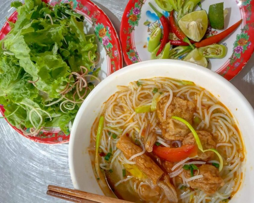 Vietnamese food - noodles