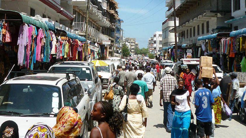 Dar es Salaam population