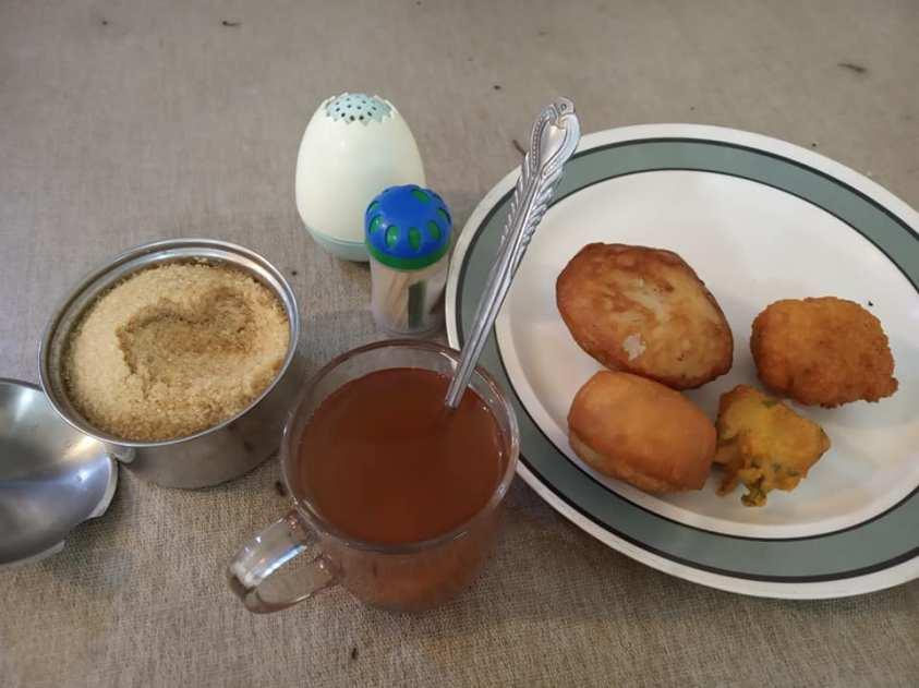 Dar es Salaam Breakfast