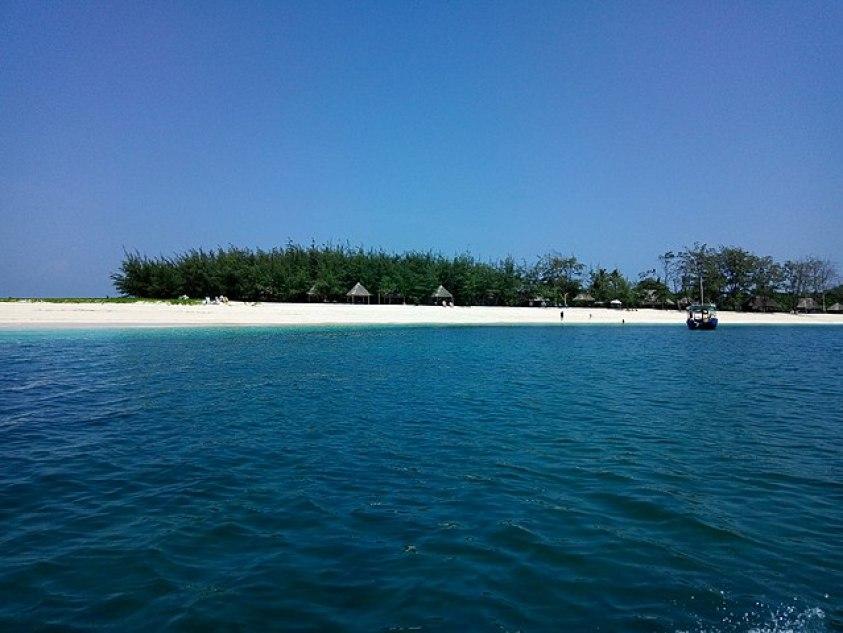 Mbudya Island, Tanzania