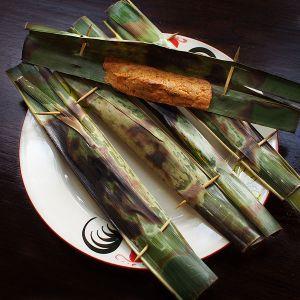 Otak otak - Malaysian savory snacks   Ummi Goes Where?